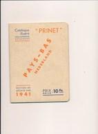 Catalogue De Cotation PRINET   Timbres Poste  PAYS BAS NEDERLAND  1941 - Netherlands