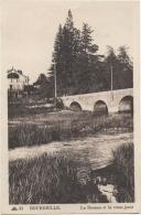 24 - Bourdeille - La Dronne Et Le Vieux Pont - Altri Comuni