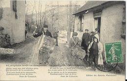 BAGNERES DE BIGORRE - Le Jeudi Gras à La Campagne - Bagneres De Bigorre