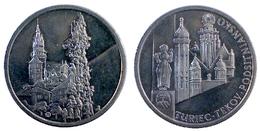 03859 GETTONE JETON TOKEN SLOVENJA COMMEMORATIVE TURIEC-TEKOV PODSITNIANSKO - Tokens & Medals