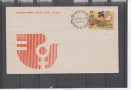 INDE - Femmes - Journée Interntionale De La Femme - - FDC