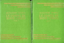 Jeunesse : Le Comte De Monte Cristo (complet Des 2 Tomes) Par Dumas Illustrations Reschofsky - Books, Magazines, Comics