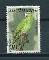 1985 Suriname Birds,oiseaux,vögel Used/gebruikt/oblitere - Suriname