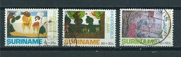 1988 Suriname Complete Set Child Welfare Used/gebruikt/oblitere - Suriname