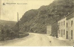 Remouchamps -- Route De Louveigné.       ( 2 Scans ) - Aywaille