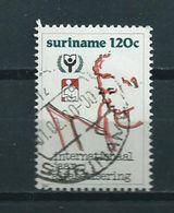 1990 Suriname 120 Cent Alphabetisering Used/gebruikt/oblitere - Suriname