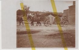 08 ARDENNES MONTCHEUTIN  Canton ATTIGNY CARTE PHOTO ALLEMANDE MILITARIA 1914/1918 WK1 WW1 - France