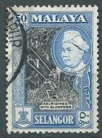 Selangor    - Yvert N°  74 Oblitéré  -  Abc25405 - Selangor