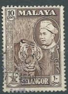 Selangor    - Yvert N°  72 Oblitéré  -  Abc25406 - Selangor