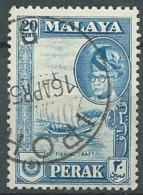 Perak    - Yvert N°  106 Oblitéré  -  Abc25411 - Perak