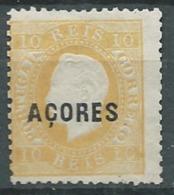 Portugal - Açores    - Yvert N°  18 A  (*)     -  Abc25415 - Azores