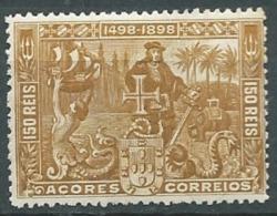 Portugal - Açores    - Yvert N°  97  *  -  Abc25418 - Azores