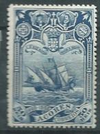Portugal - Açores    - Yvert N°  94  * ( Clair En 1 Point )   -  Abc25419 - Azores