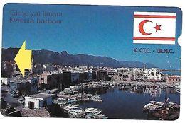 @+ Chypre Du Nord  - Girne Yat Limani (Kyrenia Marina) - Ref : NCY-KKT-M004 - Cyprus