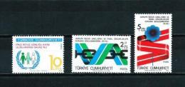 Turquía  Nº Yvert  2230-2233/4  En Nuevo - 1921-... Republic
