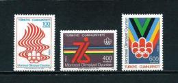 Turquía  Nº Yvert  2167/9  En Nuevo - 1921-... Republic