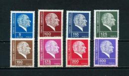 Turquía  Nº Yvert  2040/7  En Nuevo - 1921-... Republic