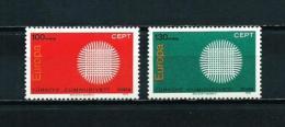 Turquía  Nº Yvert  1952/3  En Nuevo - 1921-... Republic