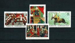 Turquía  Nº Yvert  1855/8  En Nuevo - 1921-... Republic