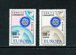 Turquía  Nº Yvert  1829/30  En Nuevo - 1921-... Republic