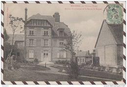 3AB767 Environs De VERNON - MEZIERES - Maison D'habitation De La Ferme Du Buquet   2 SCANS - France
