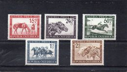 AUTRICHE 1946 * - 1945-60 Unused Stamps