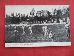 Revolver Practice Camp Douglas Wisconsin ====ref 2809 - Other