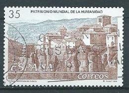 ESPAGNE SPANIEN SPAIN ESPAÑA 1998 CIUDAD FORTIFICADA DE CUENCA ED 3558 YV 3130 MI 3396 SG 3491 SC 2955 - 1931-Today: 2nd Rep - ... Juan Carlos I
