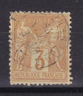 D815/ SAGE N° 86 OBL COTE 60€ - 1876-1898 Sage (Type II)