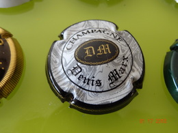 MARX DENIS      N°5   CAPSULE DE CHAMPAGNE  NUMEROTATION CATALOGUE LAMBERT - Other