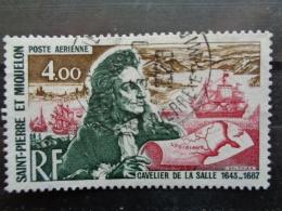 ST PIERRE ET MIQUELON 1973 Y&T N° 56 - CAVELIER DE LA SALLE - St.Pierre & Miquelon