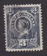 Newfoundland, Scott #60, Used, Victoria, Issued 1890 - Newfoundland