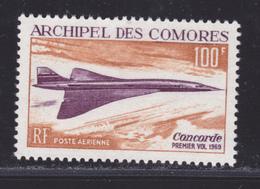 COMORES AERIENS N°   29 ** MNH Neuf Sans Charnière, TB (D4566) Avion Supersonnique Concorde - Comoro Islands (1950-1975)
