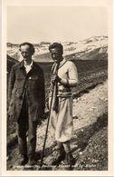 Auguste Piccard Et Paul Kipfer - Glacier Obergurgl, Autriche - 1931 - Montgolfières