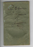 GEMMENICH A Mr Le Bourgemestre De Gemmenich Milice Bourgeoise 1814 - Police