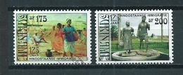 1997 Suriname Complete Set Hindoestaanse Immigratie Used/gebruikt/oblitere - Suriname