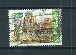 1997 Suriname 375 Gulden Child Welfare Used/gebruikt/oblitere - Suriname