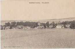 Marcilly (aube)-  Vue Générale - Marcilly
