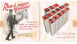 ANTWERPEN The Dollar House - Advertising