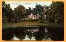 Bussum - Villa Mariaheuvel - 1915 - Glacée Et Colorisée - Bussum