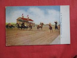 Horse Race  Sheepshead  Bay Brooklyn NY ==ref 2810 - Steamers