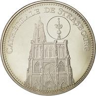 France, Medal, Les Plus Beaux Trésors Du Patrimoine De France, Cathédrale De - France