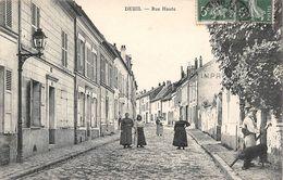 DEUIL - Rue Haute - Deuil La Barre