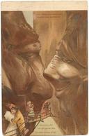 Lithographie Killinger NA1: Les Gorges De L'Aar - Svizzera