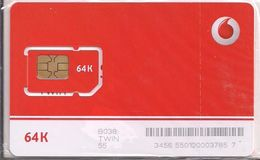 TARJETA GSM VODAFONE 64K - Tarjetas Telefónicas