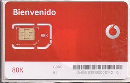 TARJETA GSM VODAFONE 88K - Tarjetas Telefónicas