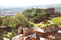 Angleterre - Nottingham Castle And Gatehouse - J.D.S. Nº 725613 - Ecrite, Timbrée - 4121 - Nottingham