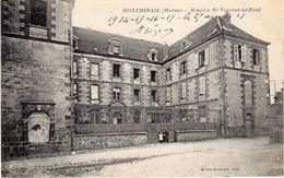 MONTMIRAIL  - Hospice St Vincent De Paul - Montmirail