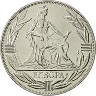 France, Medal, Ecu Europa, 1982, SPL+, Copper-nickel - France