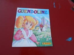 Album  Guendoline  Images Panini - Old Paper